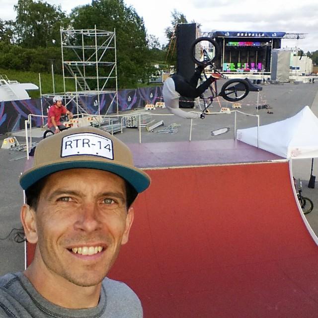 Bråvalla festivalen Andreas Lindqvist