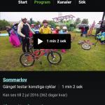 Sommarlovs morgon Andreas Lindqvist
