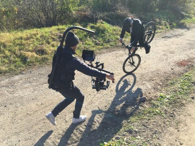 Andreas Lindqvist BH bikes