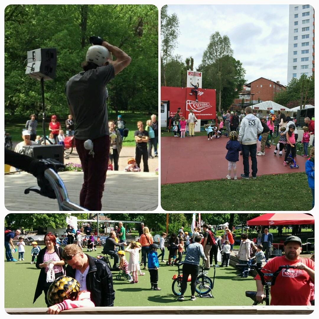cykelns dag / Linköping cykels dag