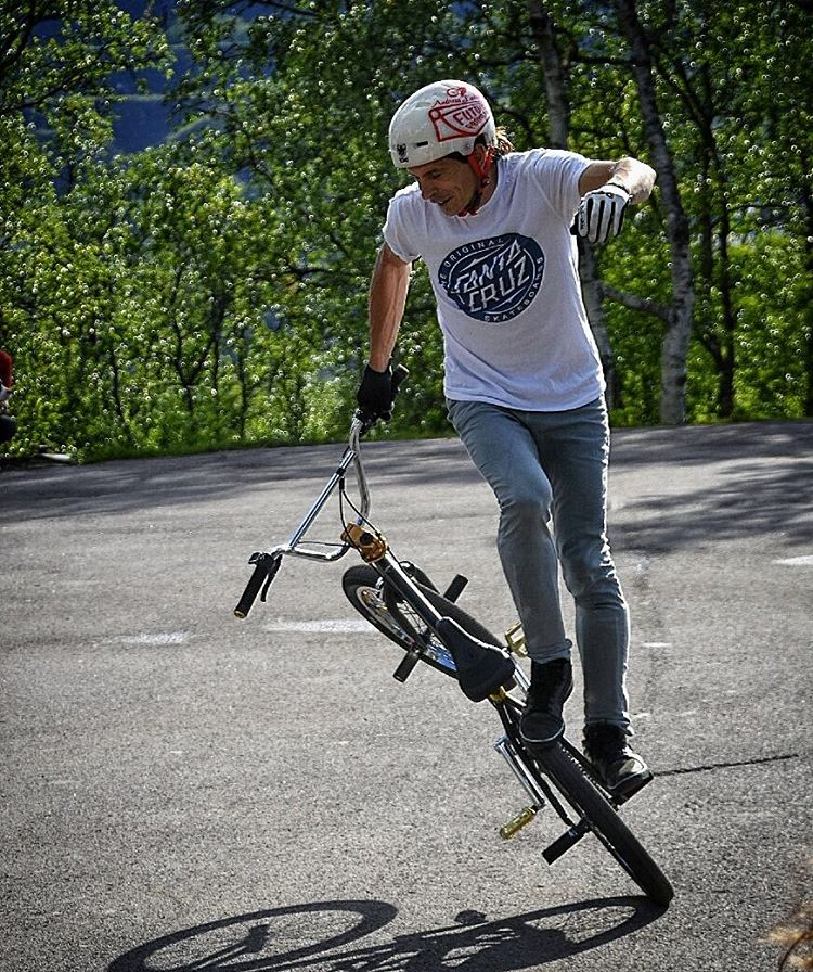 Kiruna Andreas Lindqvist BMX Futurepromotion