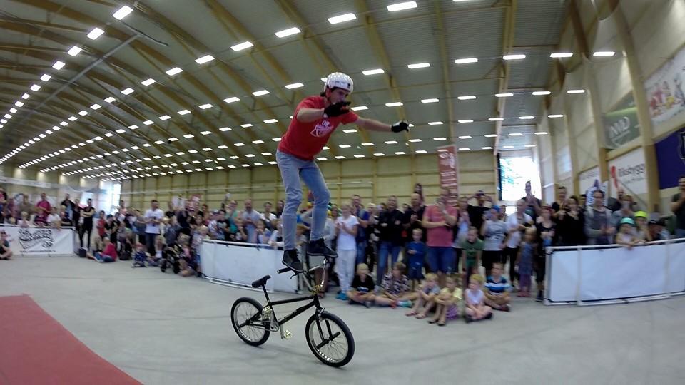 Nässjö Andreas Lindqvist BMX