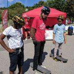 Trickskola skateboard