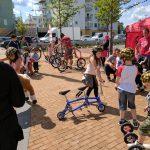 Valstafestivalen Alien Bikes Futurepromotion