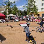 Valstafestivalen Street yta Futurepromotion