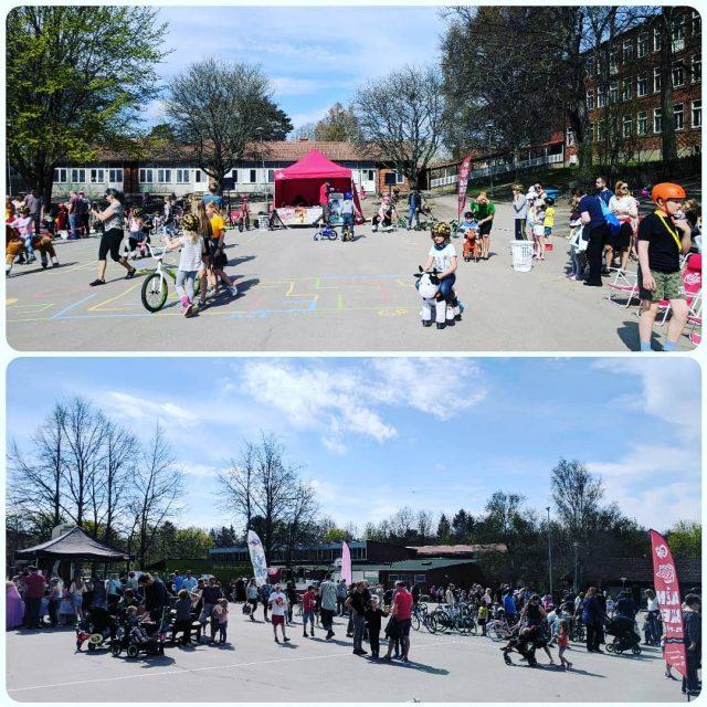 Stureby, BMX Skol show cykrelnsdag Futurepromotion