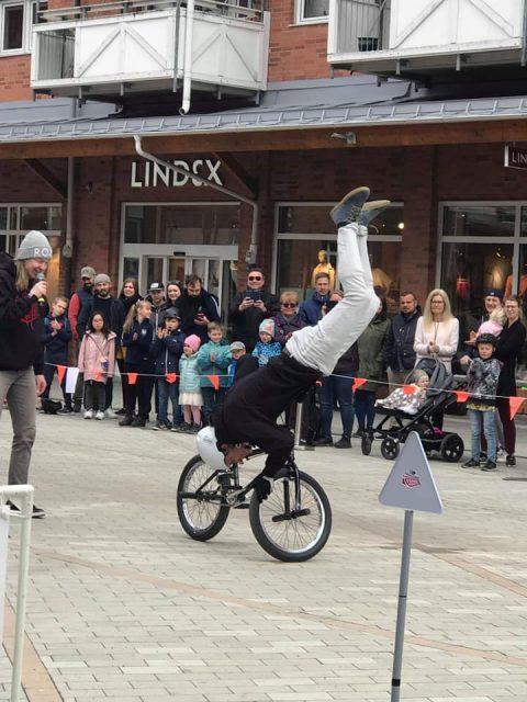 Huddinge cykeldag Futurepromotion Ab, Andreas Lindqvist